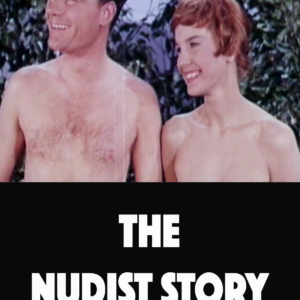 The nudist story Amazon poster