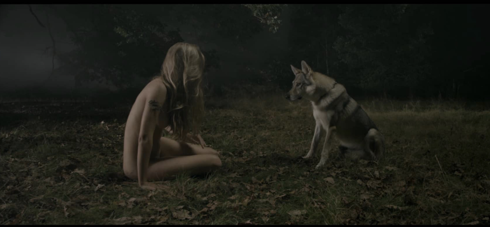 naked wolf woman