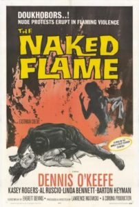 naked flame movie poster